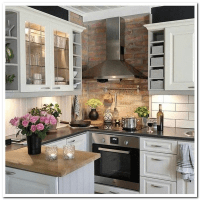 39 Attractive Small Kitchen Decorating Ideas On A Budget ...
