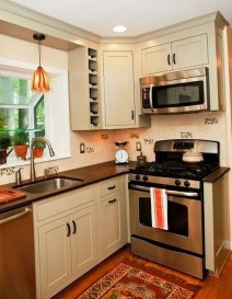 Attractive Small Kitchen Decorating Ideas On A Budget28