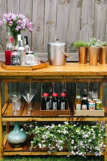 Awesome Outdoor Mini Bar Design Ideas You Must Have For Small Party01