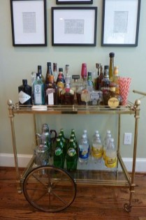 Awesome Outdoor Mini Bar Design Ideas You Must Have For Small Party14
