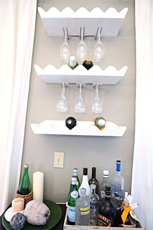 Awesome Outdoor Mini Bar Design Ideas You Must Have For Small Party24