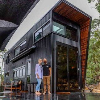 Awesome Tiny House Design Ideas For Your Family18