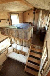 Awesome Tiny House Design Ideas For Your Family19