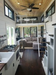 Awesome Tiny House Design Ideas For Your Family20