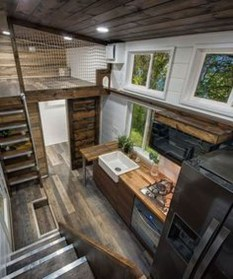 Awesome Tiny House Design Ideas For Your Family30
