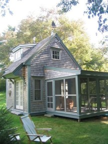 Awesome Tiny House Design Ideas For Your Family40
