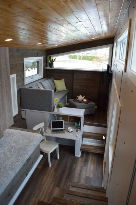 Awesome Tiny House Design Ideas For Your Family42
