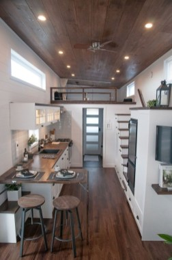 Awesome Tiny House Design Ideas For Your Family43