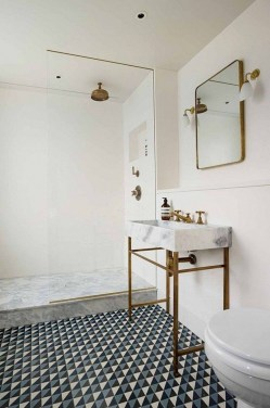 Beautiful Minimalist Bathroom Design Ideas For Your Home06