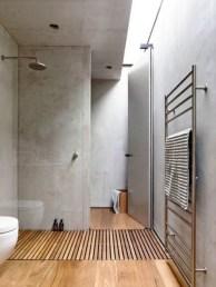 Beautiful Minimalist Bathroom Design Ideas For Your Home40
