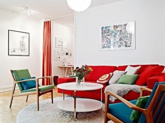 Beautiful Sofa Ideas For Your Small Living Room15