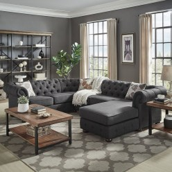 Beautiful Sofa Ideas For Your Small Living Room44