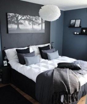 Cozy Bedroom Design Ideas To Make Your Sleep More Comfortable09