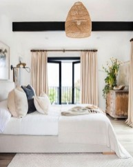 Cozy Bedroom Design Ideas To Make Your Sleep More Comfortable36