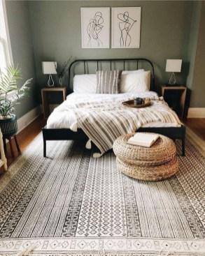 Cozy Bedroom Design Ideas To Make Your Sleep More Comfortable41