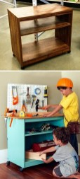Creative Ideas To Change Old And Unused Items Into Beautiful Furniture28