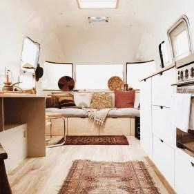 Elegant Airstream Decorating Ideas For Comfortable Holidays Trip01