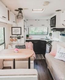 Elegant Airstream Decorating Ideas For Comfortable Holidays Trip04