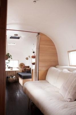 Elegant Airstream Decorating Ideas For Comfortable Holidays Trip07