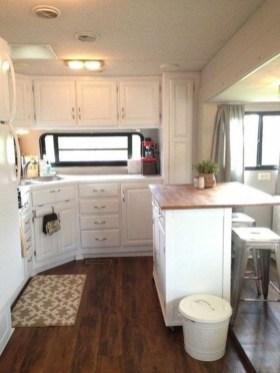 Elegant Airstream Decorating Ideas For Comfortable Holidays Trip18