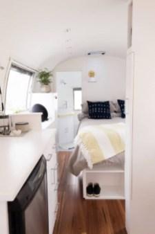 Elegant Airstream Decorating Ideas For Comfortable Holidays Trip27