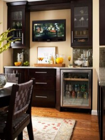 Gorgeous Minibar Designs Ideas For Your Kitchen03