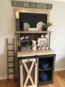Gorgeous Minibar Designs Ideas For Your Kitchen20