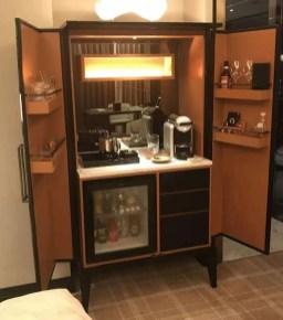 Gorgeous Minibar Designs Ideas For Your Kitchen21