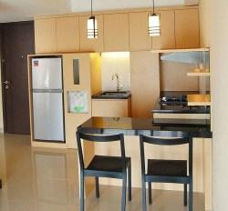 Gorgeous Minibar Designs Ideas For Your Kitchen29