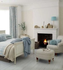 How To Create Beautiful Winter Shades To Your Home28