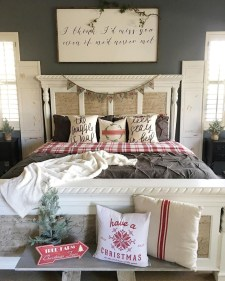 Impressive Christmas Bedding Ideas You Need To Copy02