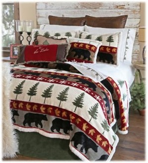 Impressive Christmas Bedding Ideas You Need To Copy35