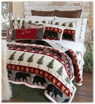 Impressive Christmas Bedding Ideas You Need To Copy35