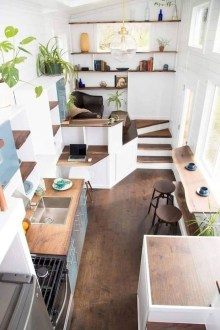 Impressive Minimalist Kitchen Design Ideas For Tiny Houses31