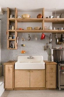 Impressive Minimalist Kitchen Design Ideas For Tiny Houses32