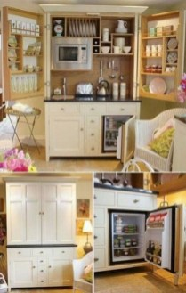 Impressive Minimalist Kitchen Design Ideas For Tiny Houses38