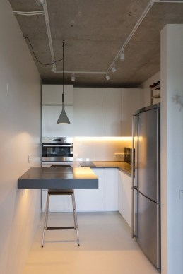 Impressive Minimalist Kitchen Design Ideas For Tiny Houses45