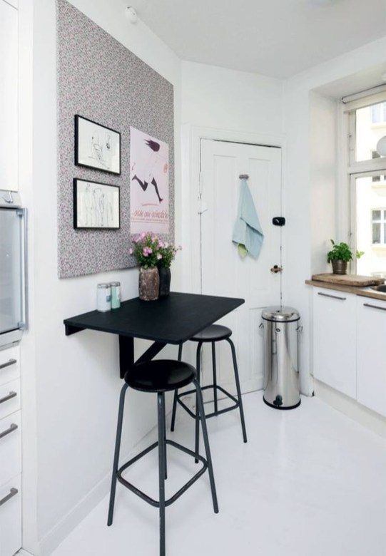 Impressive Minimalist Kitchen Design Ideas For Tiny Houses49