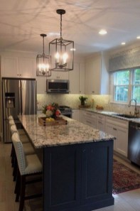 Island Kitchen Design Ideas Attractive For Comfortable Cooking22