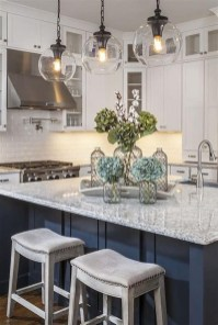 Island Kitchen Design Ideas Attractive For Comfortable Cooking32