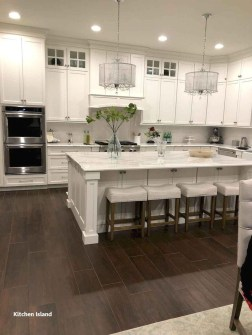 Island Kitchen Design Ideas Attractive For Comfortable Cooking34