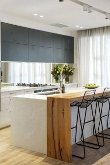 Island Kitchen Design Ideas Attractive For Comfortable Cooking35