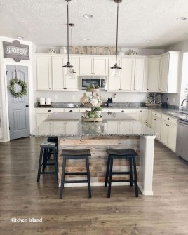 Island Kitchen Design Ideas Attractive For Comfortable Cooking36