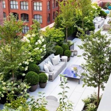 Perfect Garden House Design Ideas For Your Home07