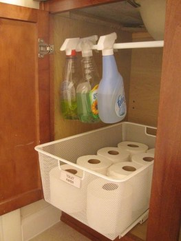 Tricks You Need To Know When Organizing A Simple Bathroom07