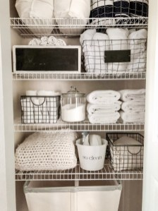 Tricks You Need To Know When Organizing A Simple Bathroom41