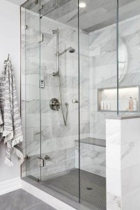 Amazing Small Glass Shower Design Ideas For Relaxing Space11
