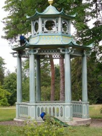 Attractive And Unique Gazebo Ideas That You Must Know23