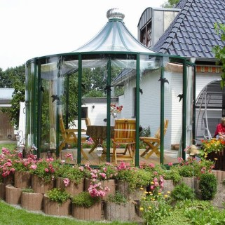 Attractive And Unique Gazebo Ideas That You Must Know44