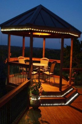 Attractive And Unique Gazebo Ideas That You Must Know46